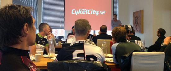 Aike Visbeek Team Cykelcity