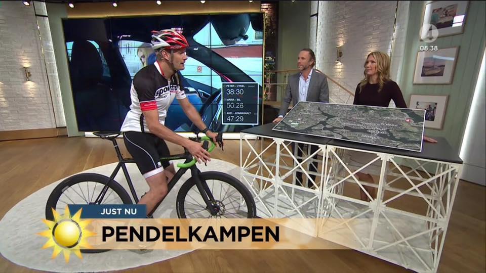 Peter Hampus i TV 4