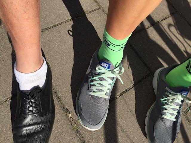 Glömda skor